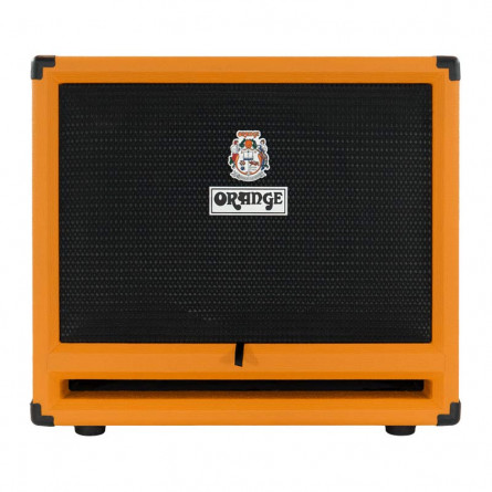 "Orange OBC-212 Isobaric Technology Bass Speaker Cabinet RMS 2x12"" 600 Watts"