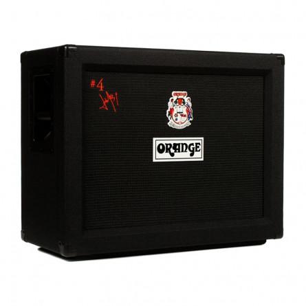 Orange JRT212  2x12 Jim Root  #4 Signature Guitar Speaker Cabinet 120 Watts RMS
