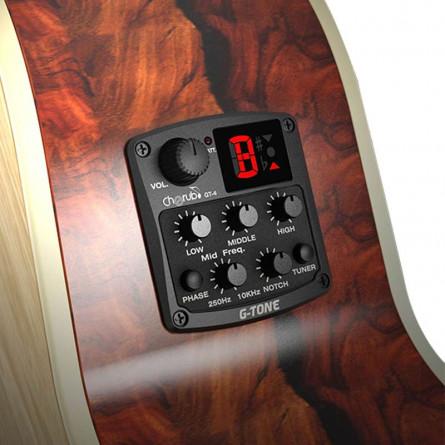 Cherub GT-4 Acoustic Guitar Preamp
