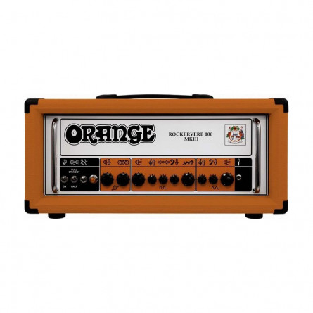 Orange RK100H-MK3-V2 Guitar Amplifier Head 100 Watts