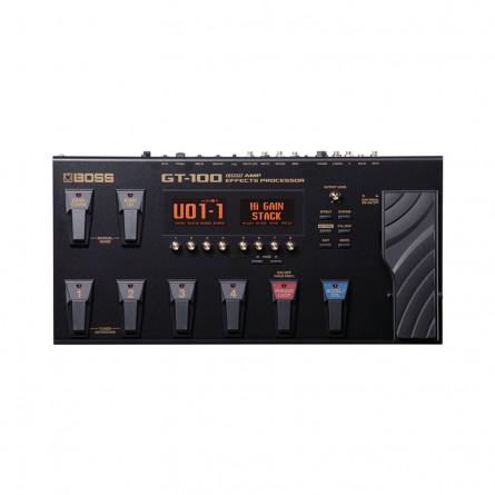 Boss GT-100 Amp Effects Processor