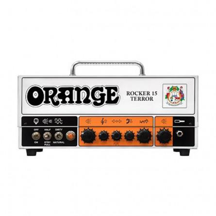 Orange Rocker 15 Terror Guitar Amplifier Head 15 watts