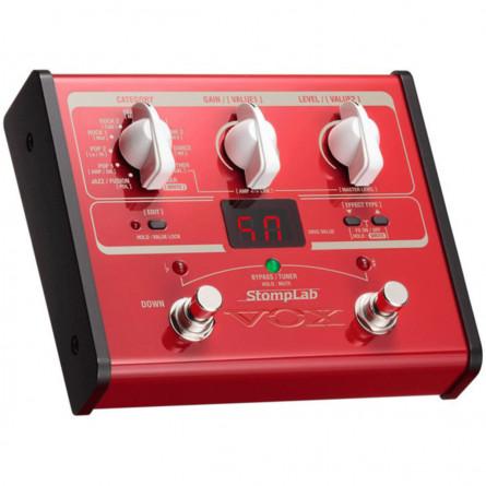 Vox SL1B Bass Processor Stomplab