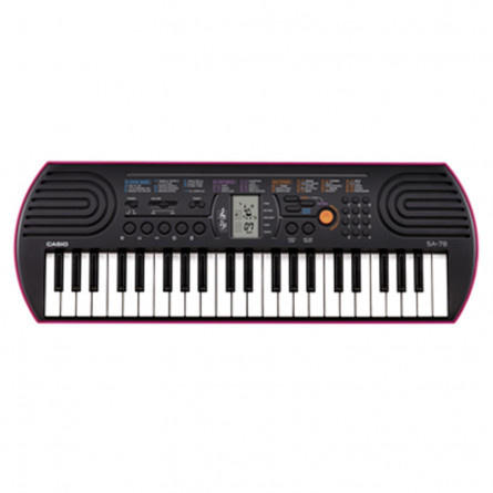 Casio SA 78 Mini Keyboard