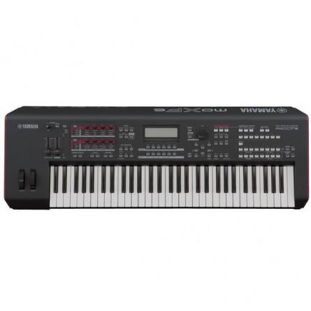 Yamaha MOXF6 61 Key Synthesizer Workstation