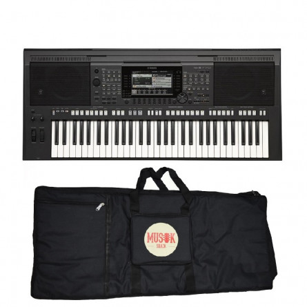 Yamaha PSR S770 Digital Keyboard With Case