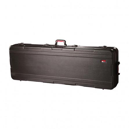 GatorGKPE 61 TSA Keyboard Case 61 Keys with Wheels