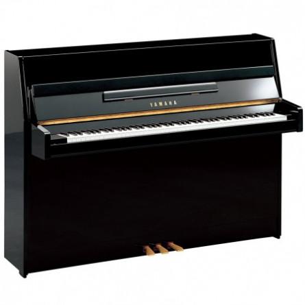 Yamaha JX113T PE Upright Piano Polish Ebony