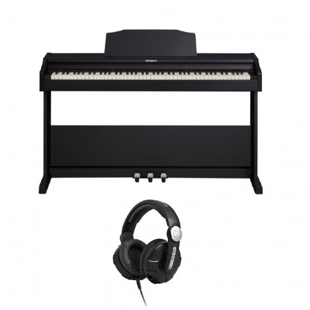Roland RP102 BKL Digital Piano with Bench