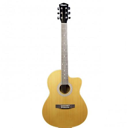 Havana AAG39C NT Acoustic Guitar Cutaway Natural