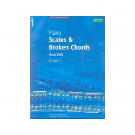 AB Piano Scales and Arpeggios Grade 1