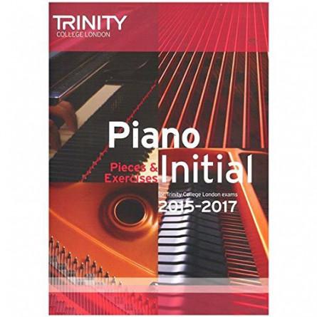 TCL Piano Examination Pieces 2015 to 2017 Grade Initial