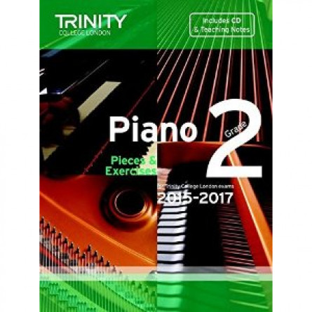 TCL Piano Examination Pieces 2015 to 2017 Grade 2