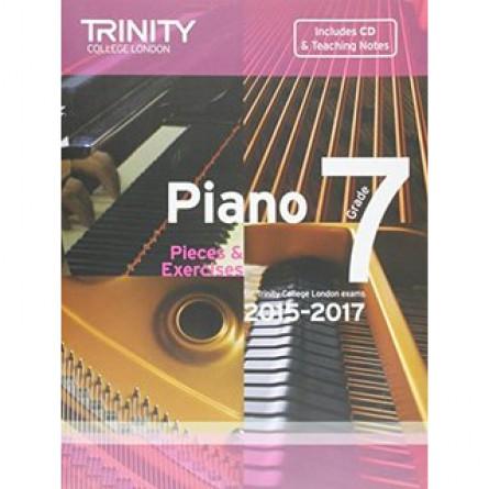 TCL Piano Examination Pieces 2015 to 2017 Grade 7