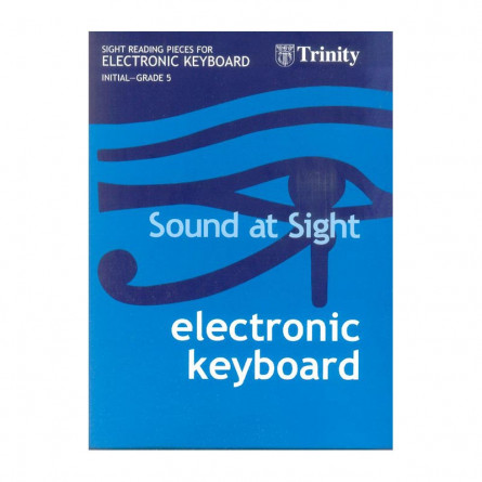 TCL Sound at Sight Electronic Keyboard Initial Grade 5