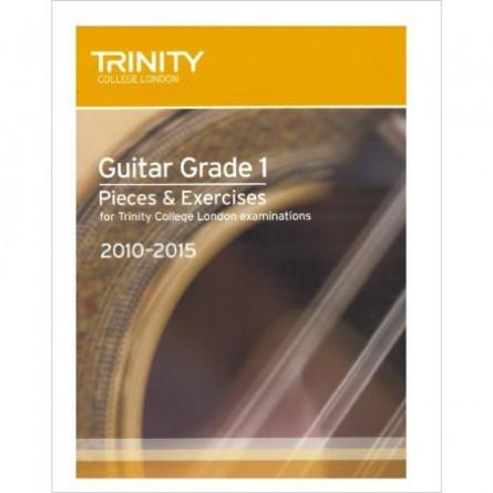 TG Guitar Examination Pieces 2010 to 2015 Grade 1
