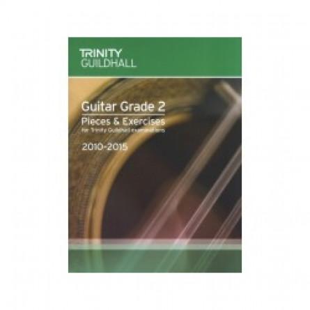TG Guitar Examination Pieces 2010 to 2015 Grade 2