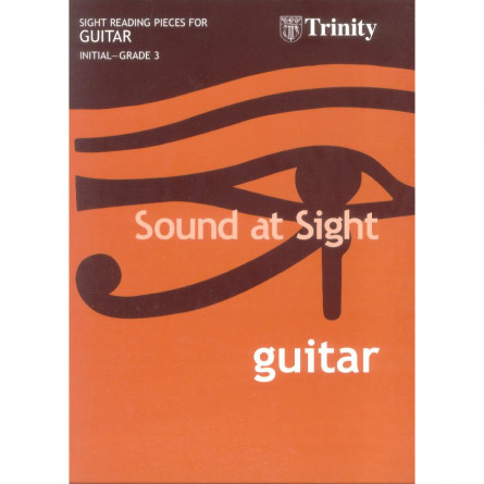 TCL Sound at Sight Guitar Initial to Grade 3