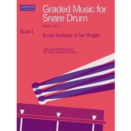 AB Graded Music for Snare Drum 1 Grades 1 and 2