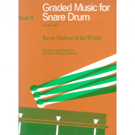 AB Graded Music for Snare Drum 2 Grades 3 and 4
