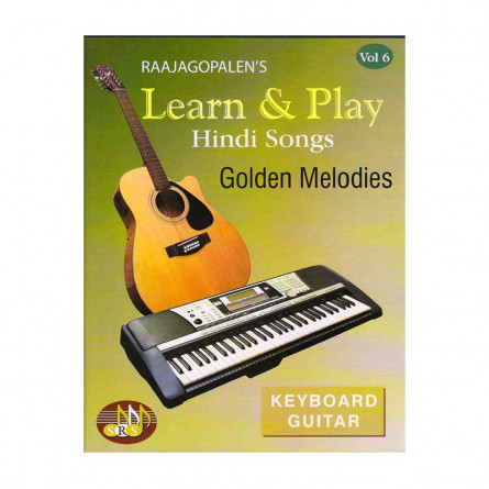 Learn And Play Hindi Songs  6 Golden Melodies