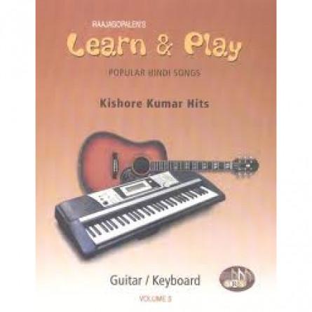 Learn And Play Popular Hindi Songs Kishore Kumar  5