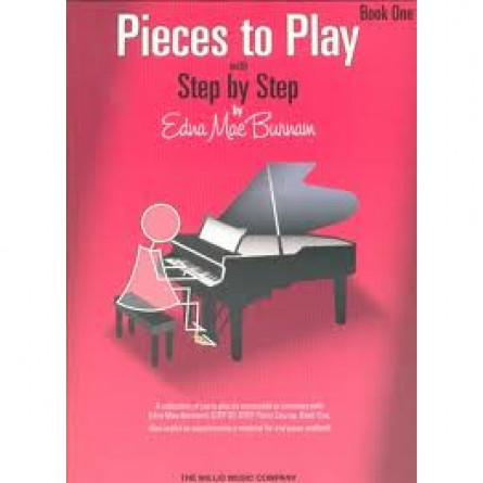 Pieces to Play with Step by Step  1