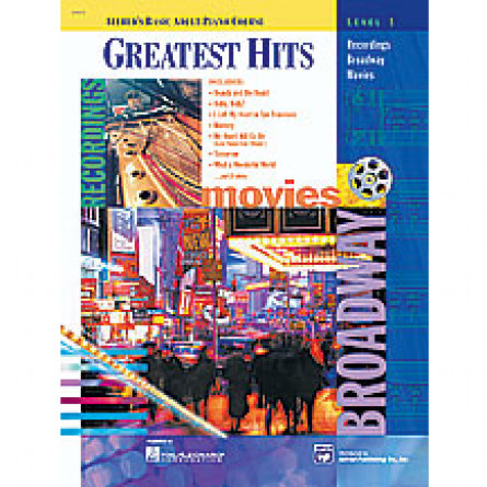 Alfreds Basic Adult Piano Course Greatest Hits  1