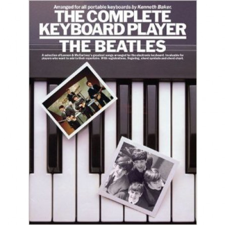 Complete Keyboard Player The Beatles