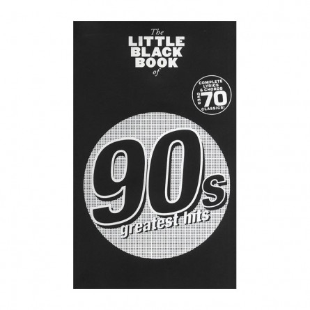 Little Black Book of 90s The Greatest Hits