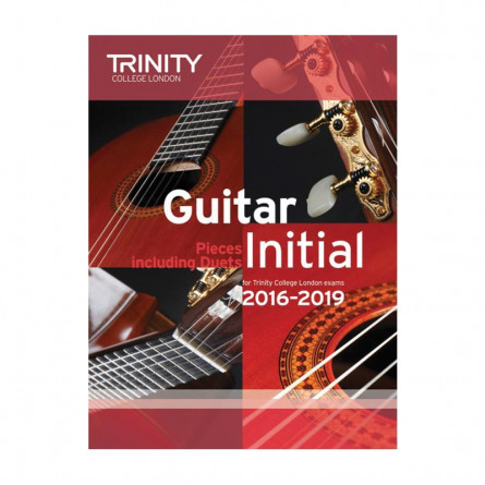 TCL Guitar Examination Pieces 2016 to 2019  Initial
