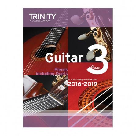 TCL Guitar Examination Pieces 2016 to 2019 Grade 3