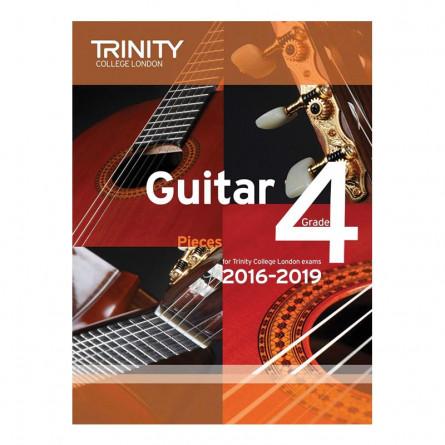 TCL Guitar Examination Pieces 2016 to 2019 Grade 4