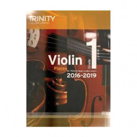 TCL Violin Examination Pieces 2016 to 2019 Grade 1
