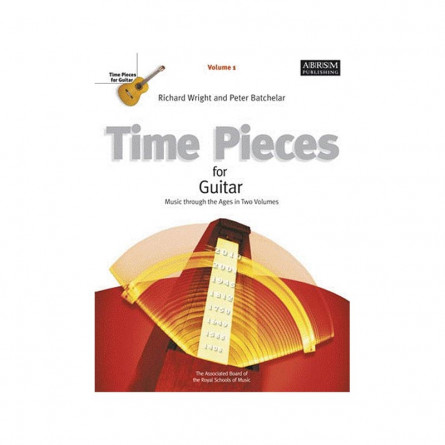 Time Pieces for Guitar  1