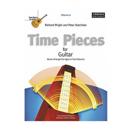 Time Pieces for Guitar  2