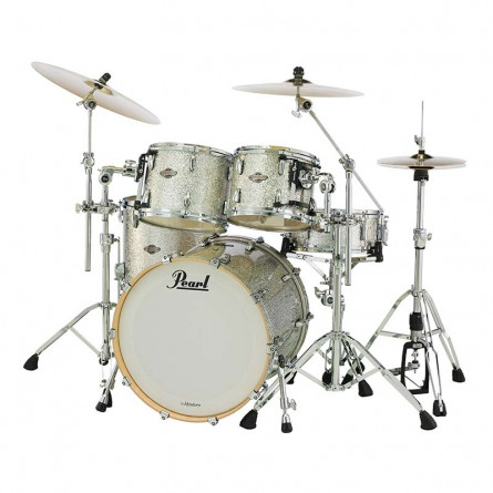 Pearl BCX924XSP C Drum Set 4 Pcs BCX Shell Pack Hybrid Golden Bronze Glitter