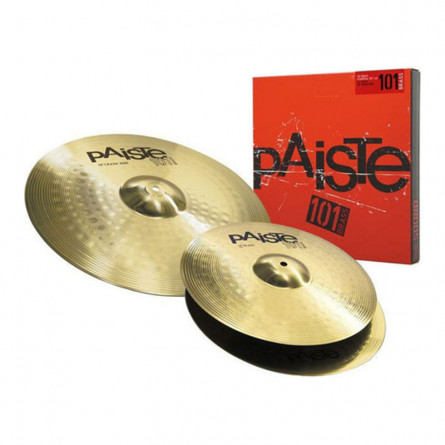 Paiste 101 Series 14 Inches/16 Inches/18 Inches Set Of 4 Cymbals
