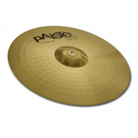 Paiste 101 Series Cymbal 18 Inches Brass Crash Ride