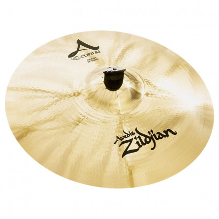 Zildjian A20516 Cymbals A Custom 18 Inches Brilliant Crash