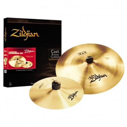 Zildjian A0924 Cymbals A Zildjian Expander Pack