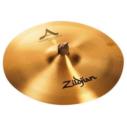 Zildjian A28012 Cymbals Armand Zildjian 18 Inches Medium Thin Brilliant Crash