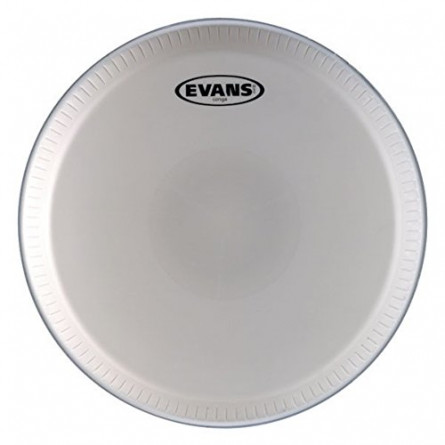 Evans EC0975 Conga Head Tri Center 09.75 Inches