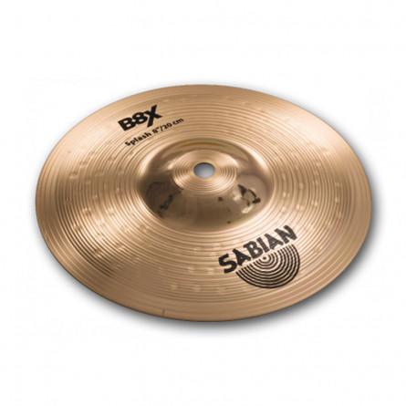 Sabian 40805X 8 Inches B8X Series Splash Cymbal