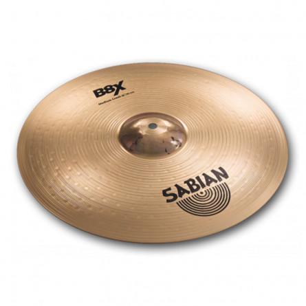 Sabian 41608X 16 Inches B8X Series Medium Crash Cymbal