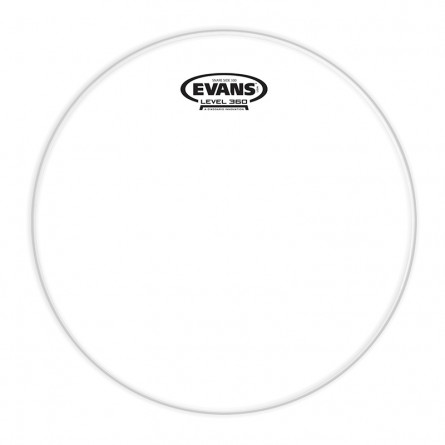 Evans Clear 200 Snare Side Drumhead 13 Inches