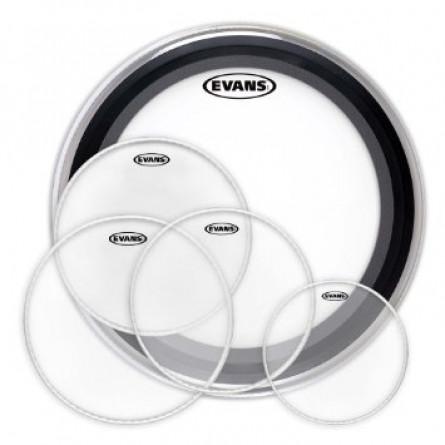 Evans Drumheads EPP-AMUP-R1 American Drumhead Upgrade Pack Rock 1