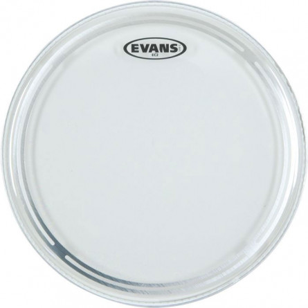 Evans EC2 Clear Drumhead 10 Inches