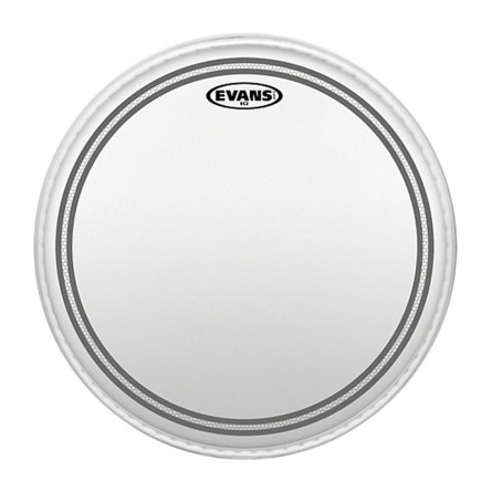 Evans EC2 Coated Drumhead 13 Inches