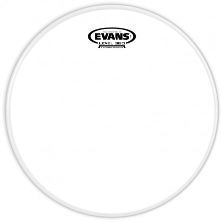 Evans Power Center Reverse Dot Drumhead 13 Inches